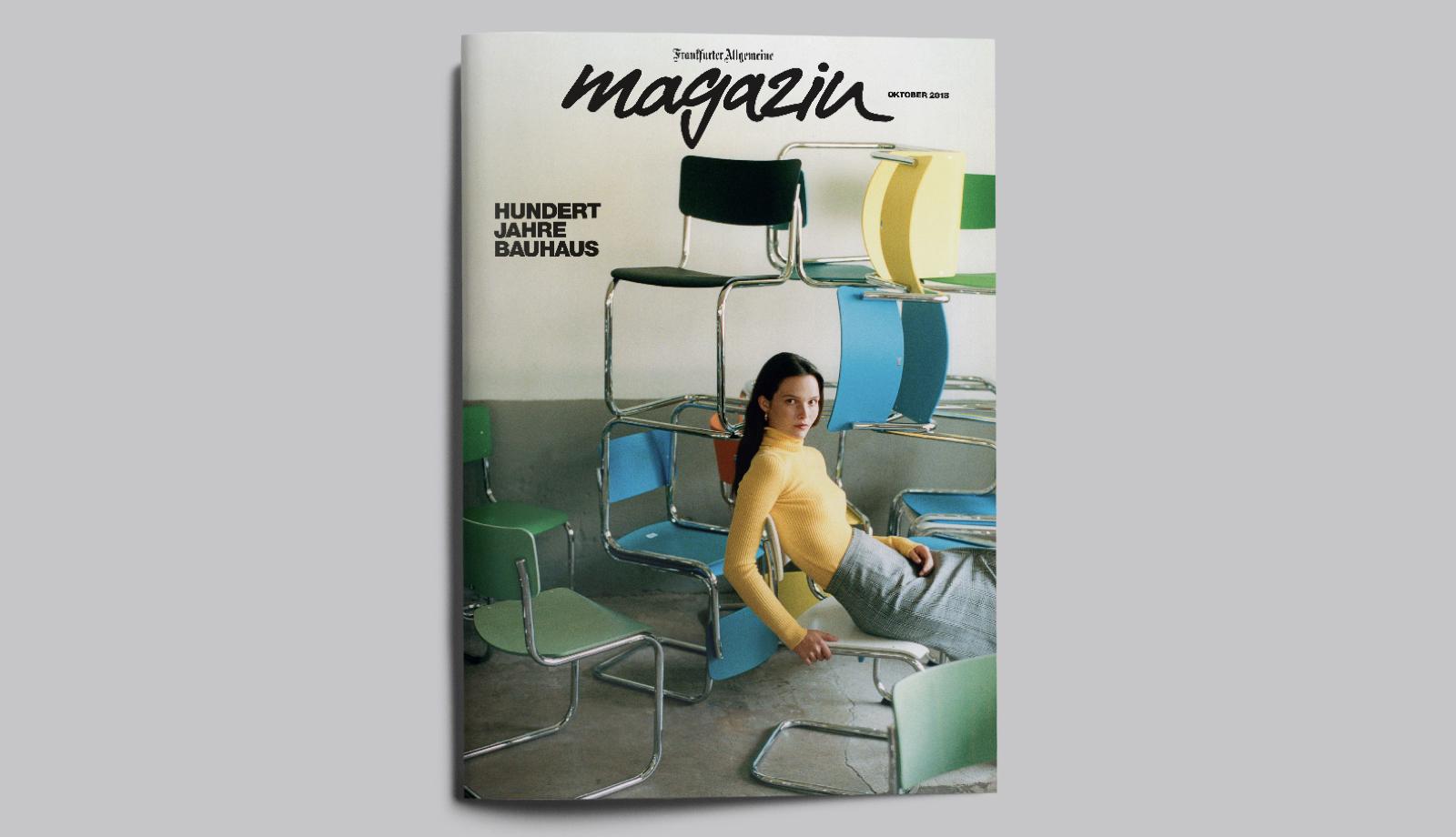 181027_Designgeschichte_ReneSpitz_FAZ-Magazin_HfGUlm-Cover