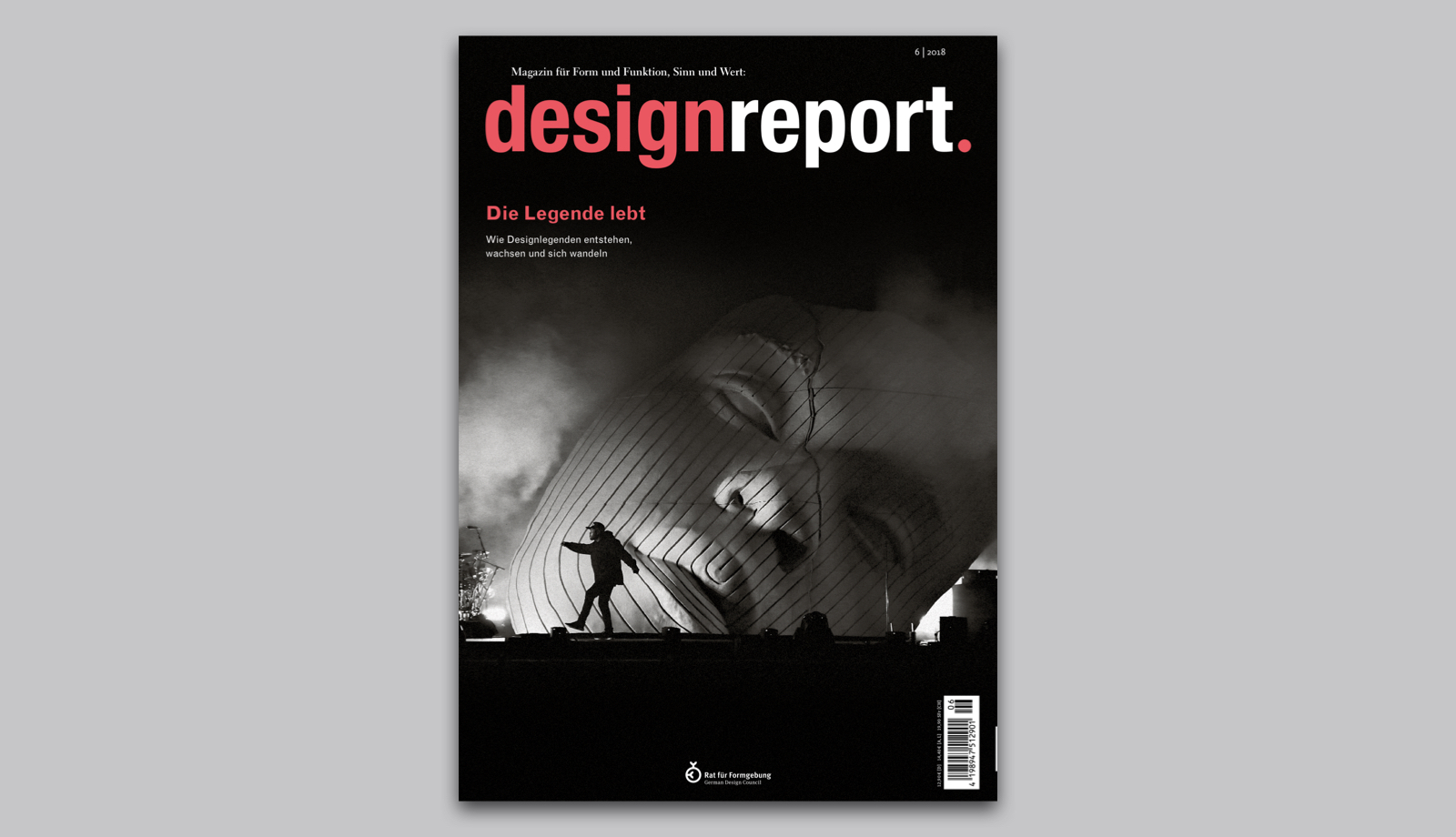 Der Zauberberg der Designwelt