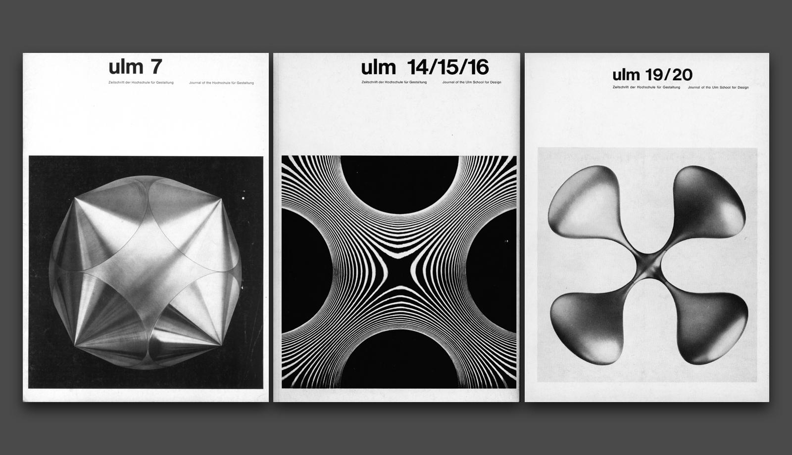 190401_Designgeschichte_ReneSpitz_ulm_ZeitschriftHfGUlm1958-1968
